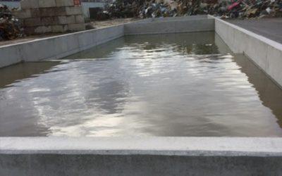 Jul 2017 – Dagvattenanläggning